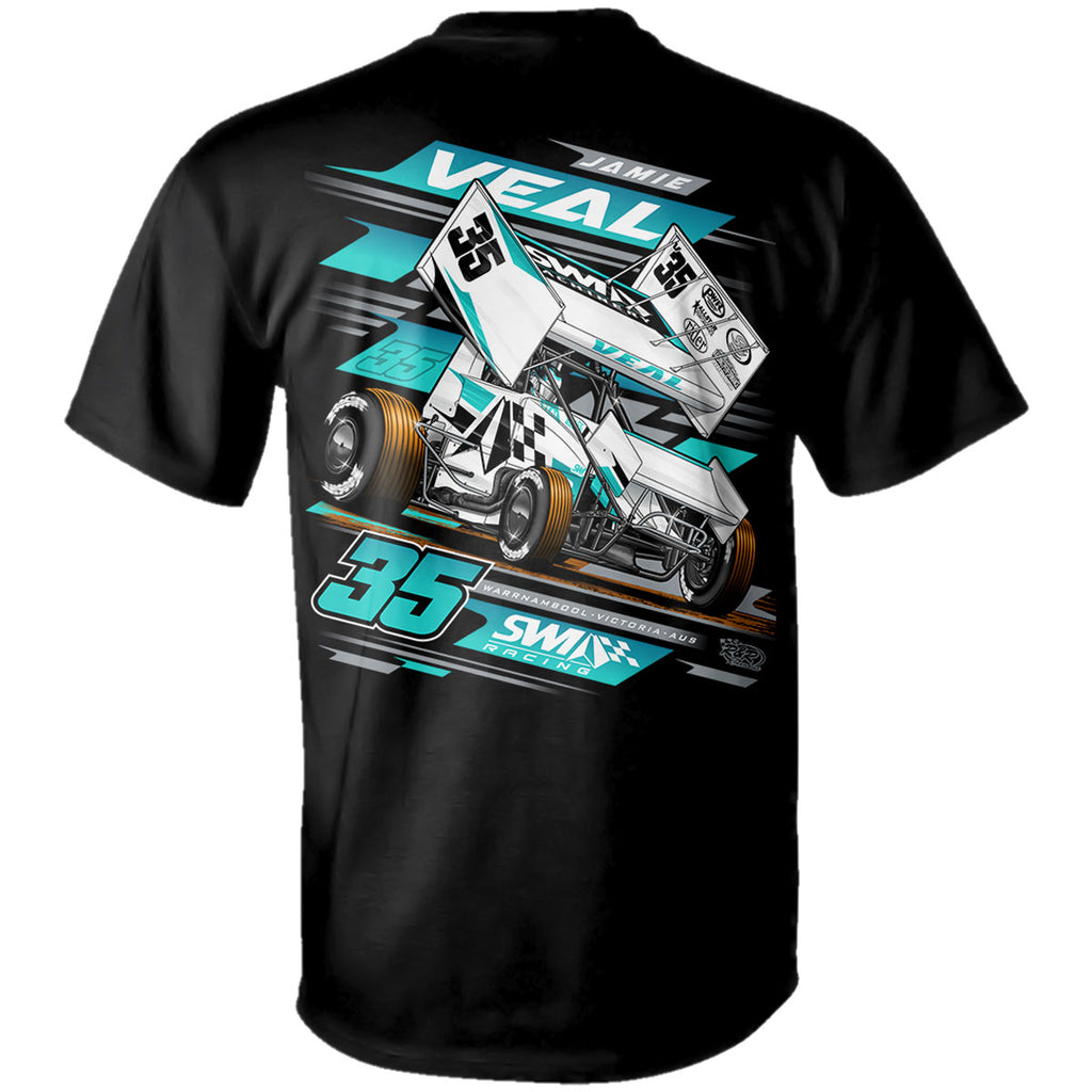 "Jamie Veal ""Whiteout"" T-Shirt"
