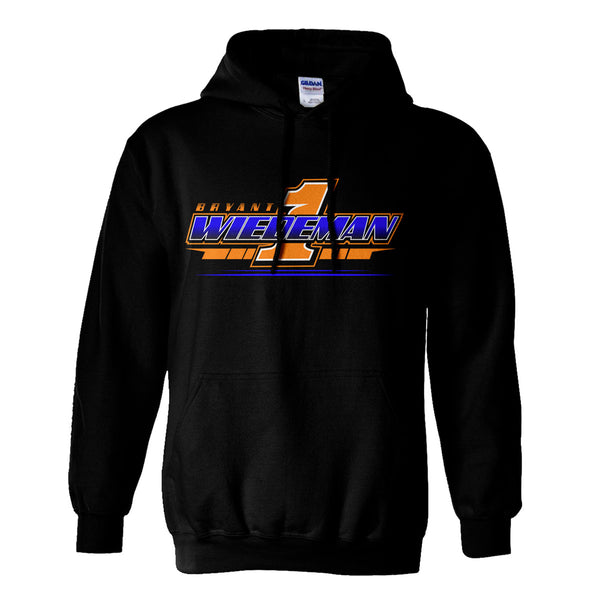 "Bryant Wiedeman ""1 Way to the Front"" Hoodie"