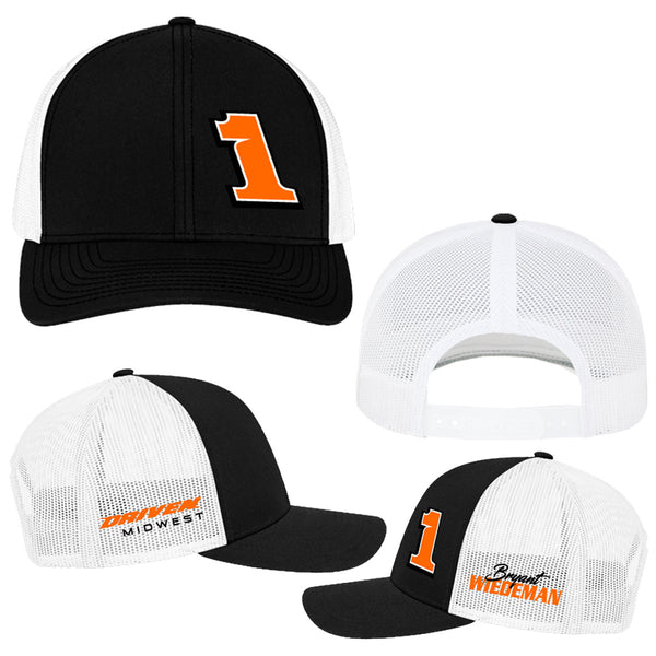 "Bryant Wiedeman ""Number 1 Fan"" Snapback Hat"