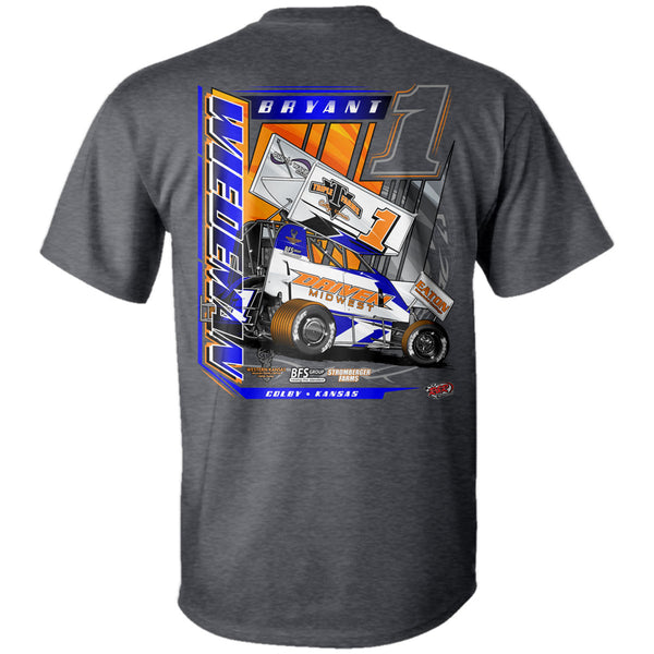 "Bryant Wiedeman ""1 Way to the Front"" T-Shirt"