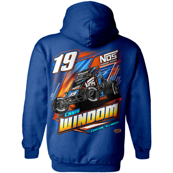 "Chris Windom ""Winning Ways"" Hoodie"