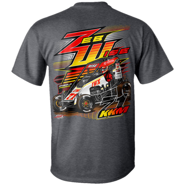 "Zeb Wise ""Making a Statement"" T-Shirt"