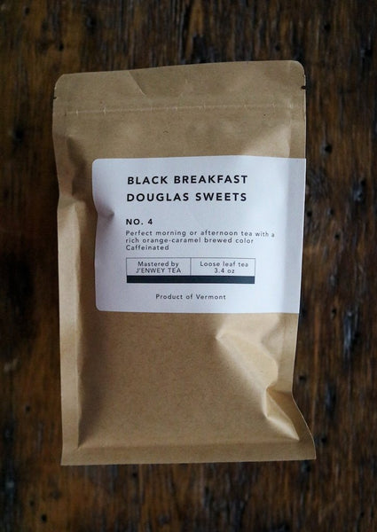 Black Breakfast Tea - Douglas Sweets