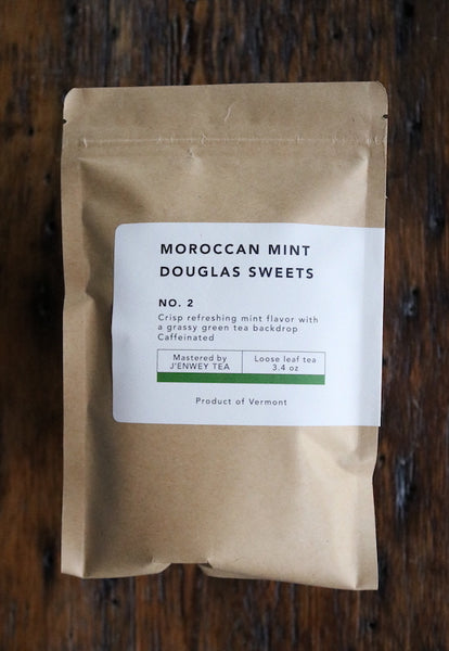 Moroccan Mint Tea - Douglas Sweets