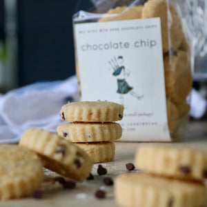 Wee Traditional & Chocolate Chip Bites