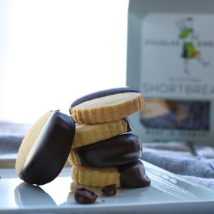 Traditional Shortbread & Dark Chocolate Shortbread - Douglas Sweets
