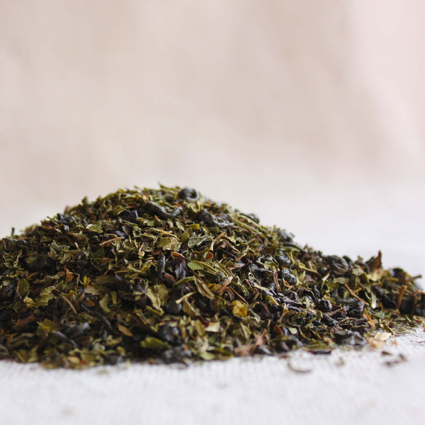 loose leaf mint tea - ice tea - Buy online.