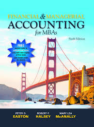 Financial and Managerial Accounting for MBAs with MyBusinessCourse