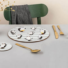 Penguin Placemat- Made in the UK
