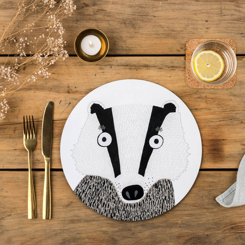 Badger Placemat