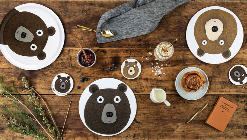 Mister Bear Placemat