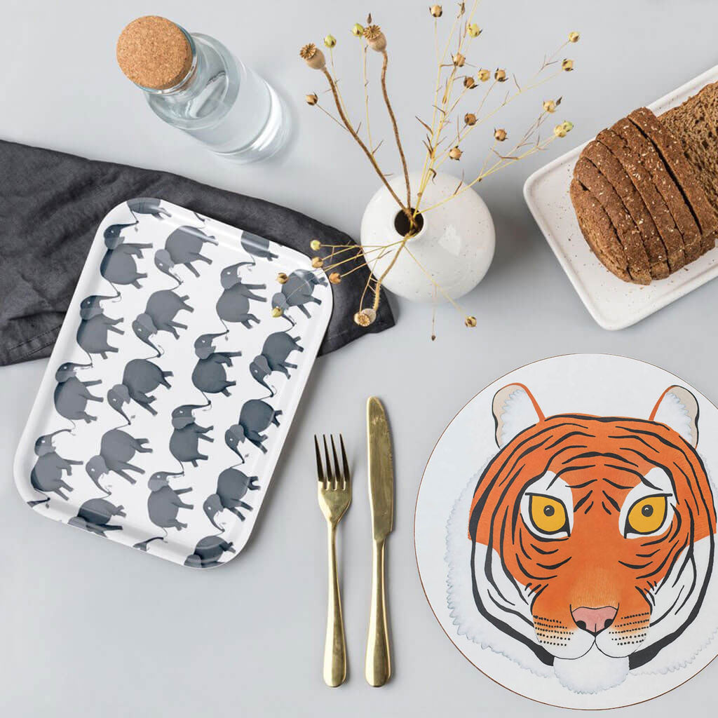 Tiger Placemat