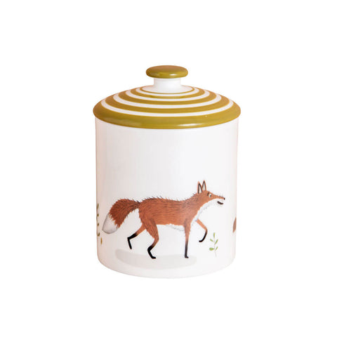 Fox March Jar