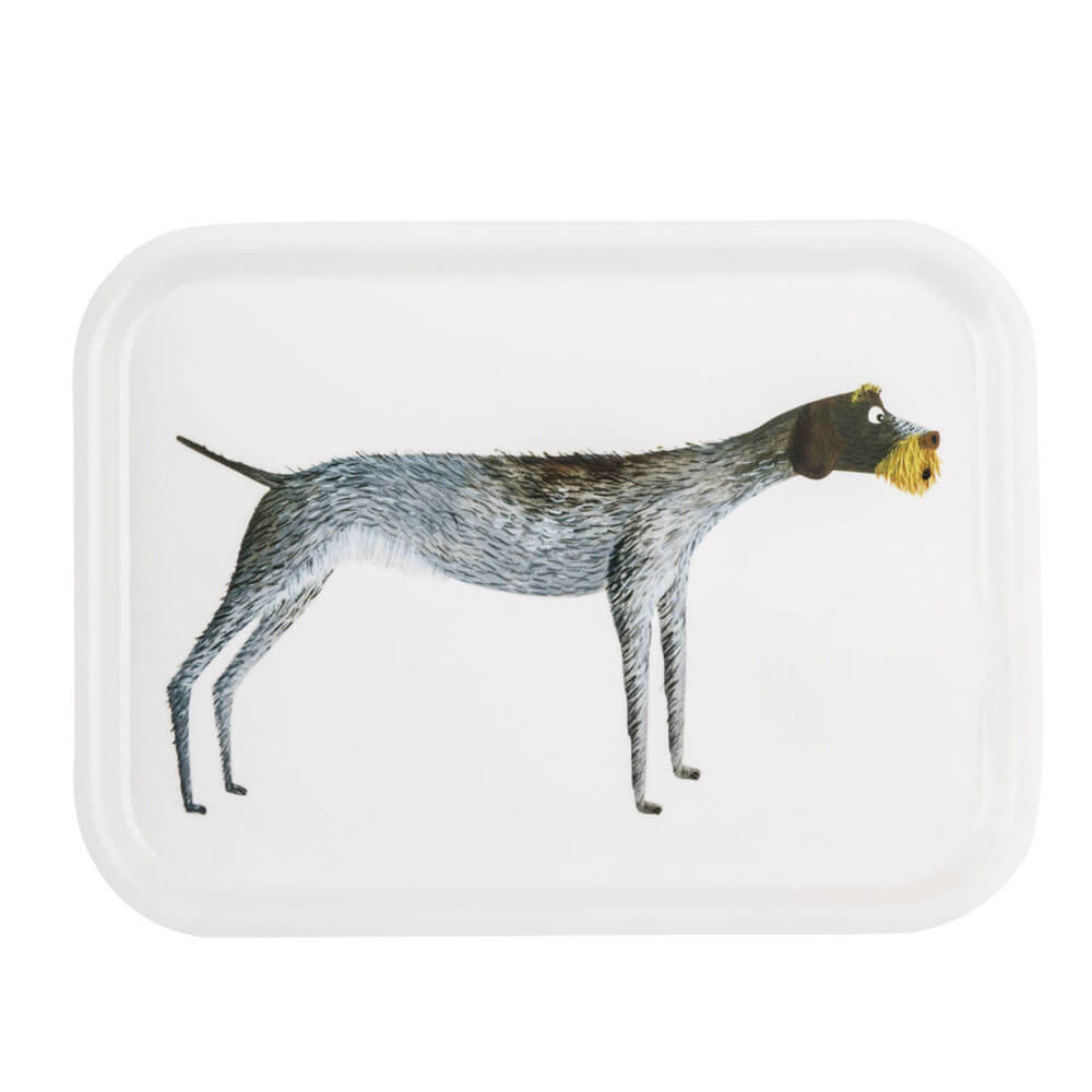 Peter Pointer The Dog Tray