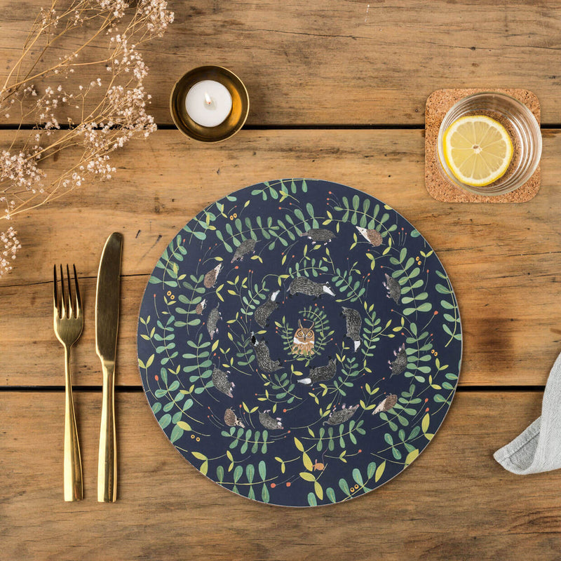 Nocturnal Animal Placemat