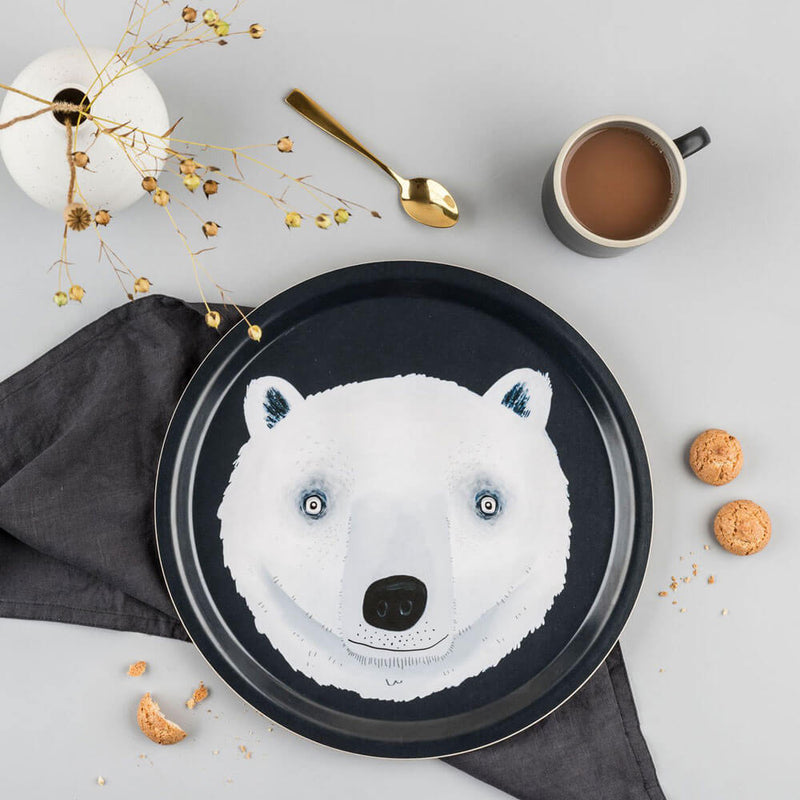 Philippe The Polar Bear Tray