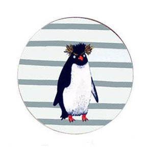 Rockhopper Penguin Coaster