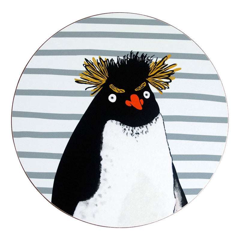 Rockhopper Penguin Placemat