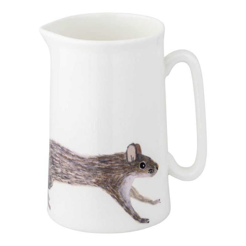 Leaping Squirrel Jug
