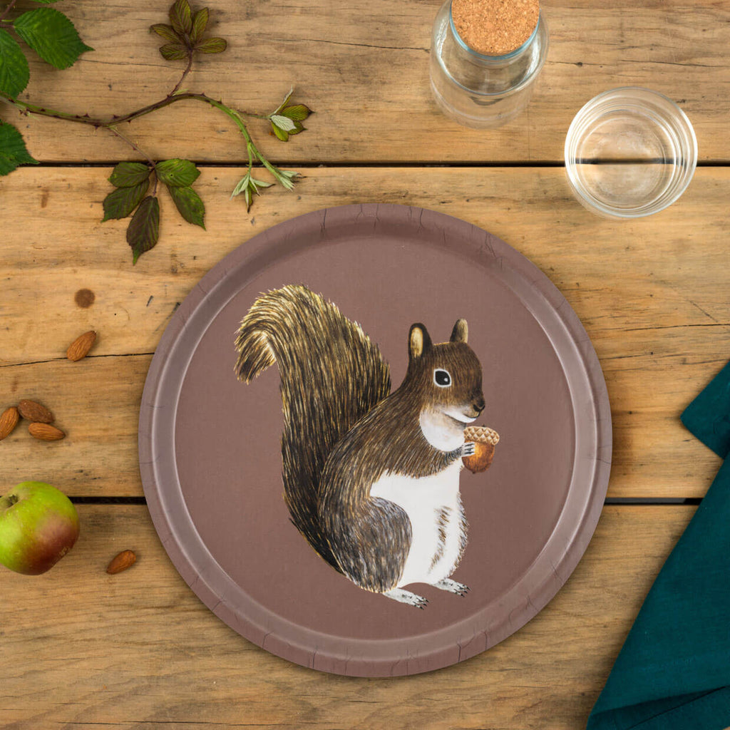 Squirrel Tray