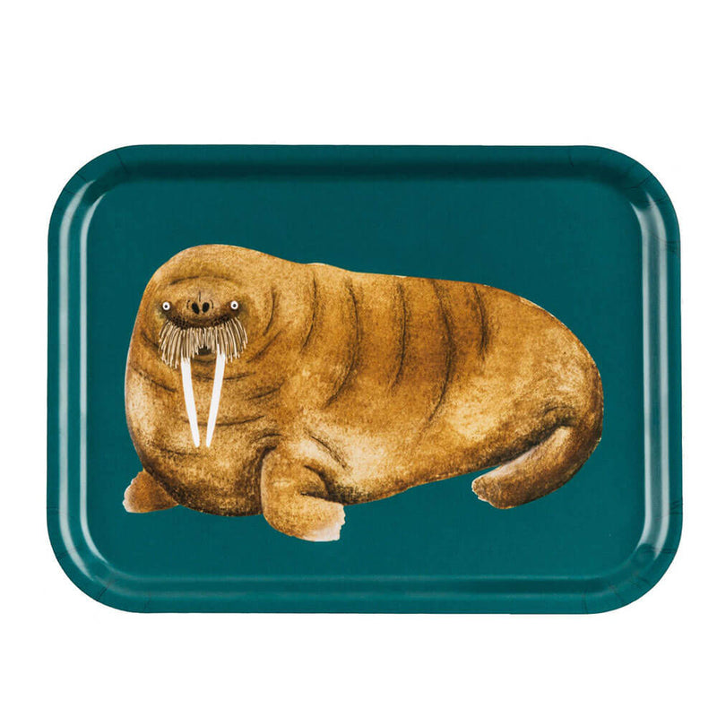Wally the Walrus Tray