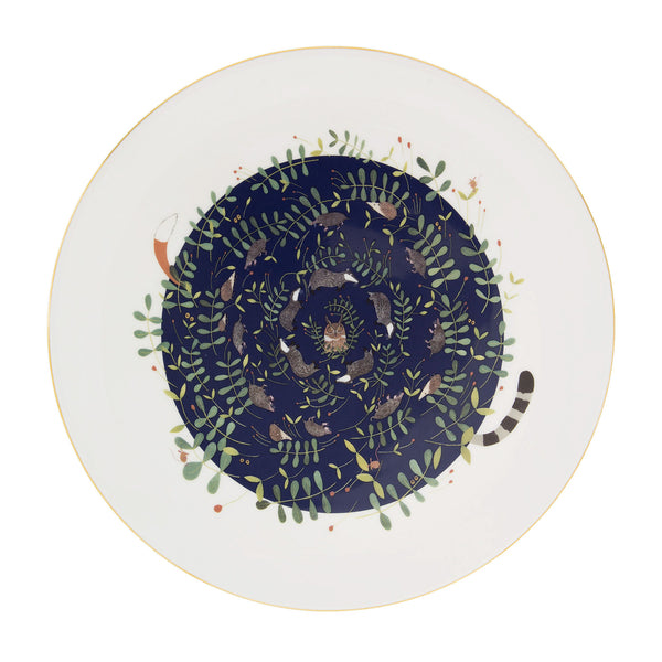 Large Nocturnal Plate