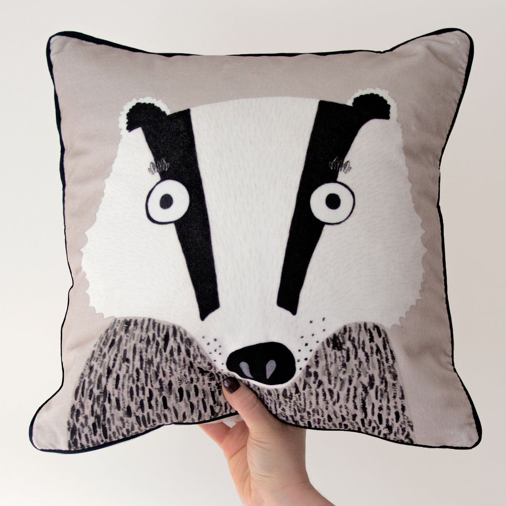 Badger Cushion