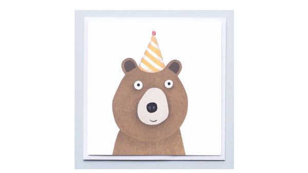 Miss Bear Card