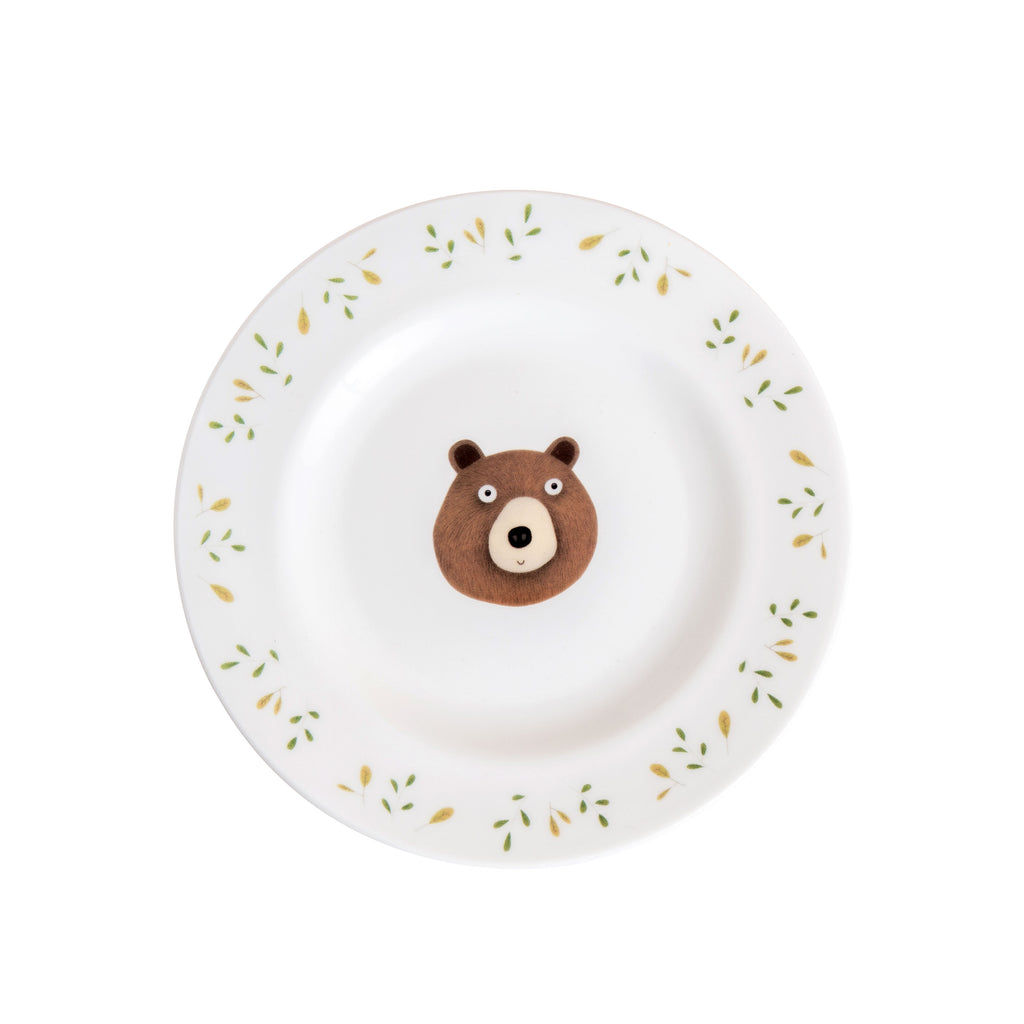 Miss Bear Side Plate