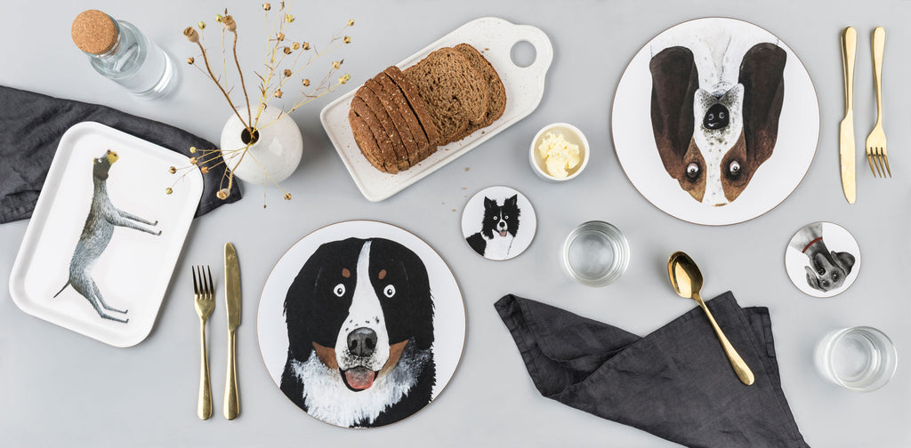 Sig The Dog Placemat