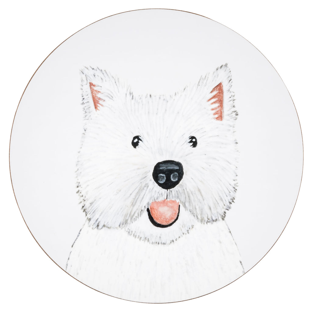 Jack The Dog Placemat