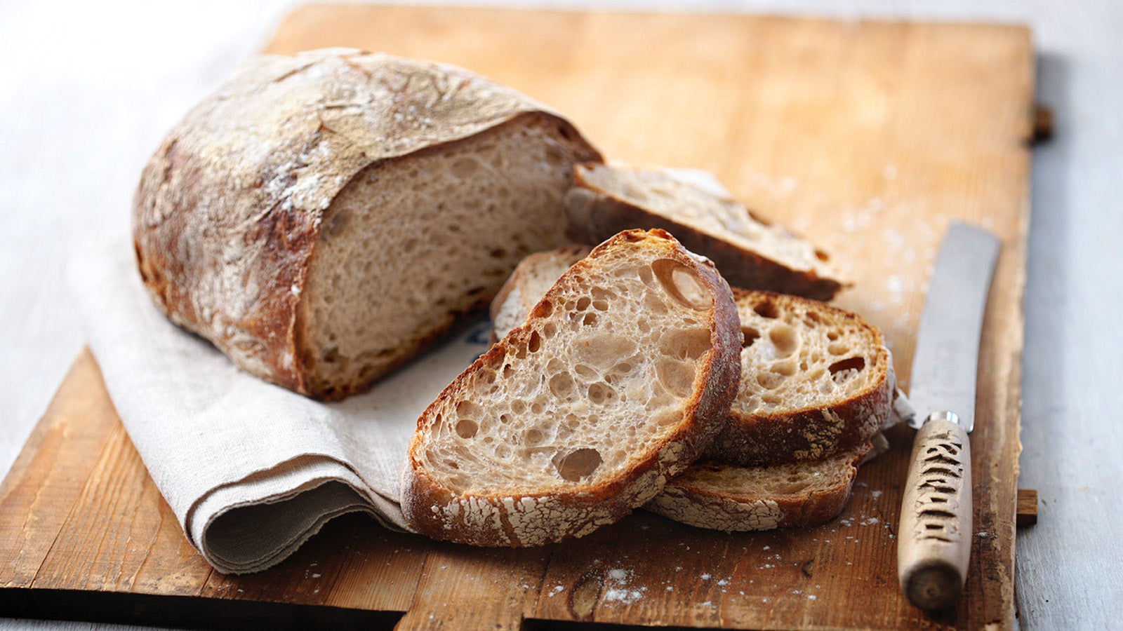 Sourdough Bread: The Best Thing Since.....