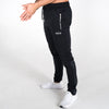 Men's Poly Joggers Black