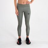 Women's Inspire Leggings Khaki / Black