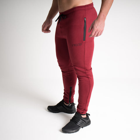 Men's Icon Joggers Burgundy