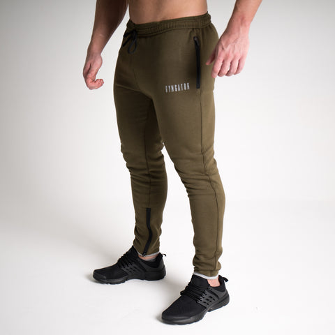 Men's Icon Joggers Khaki