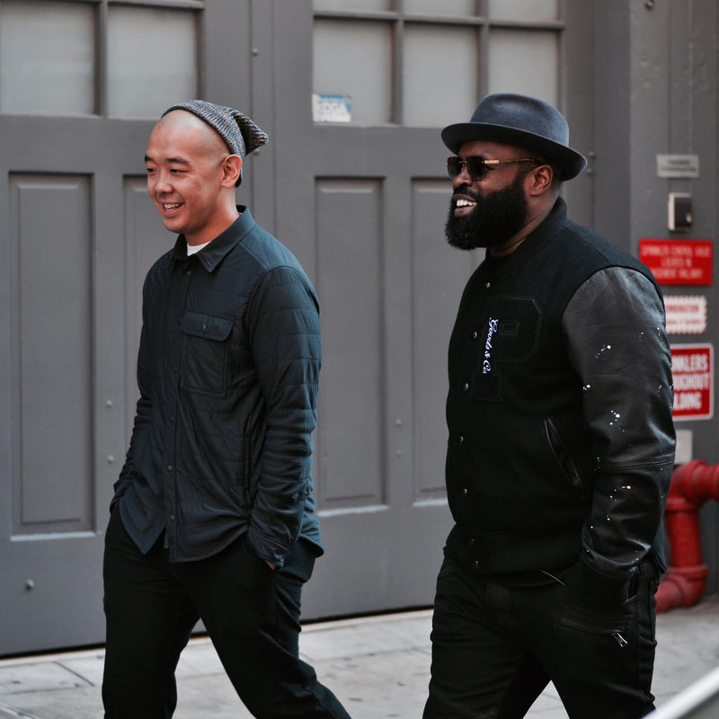 1-2-1 w/jeffstaple feat. Black Thought