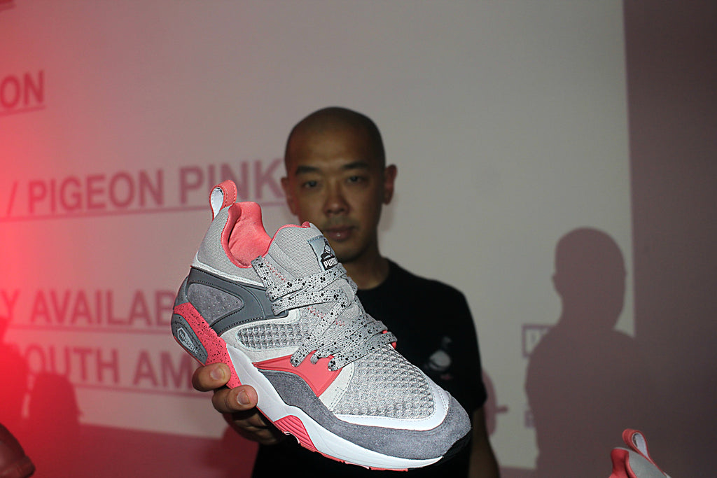 PUMA X STAPLE LAUNCH EVENT RECAP