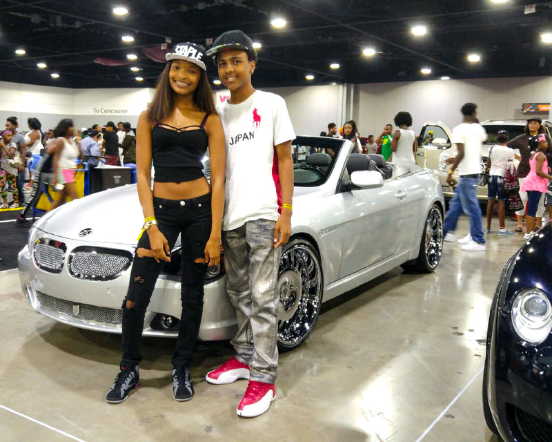 Staple Pigeon x DTLR - V103 Atlanta Car and Bike Show
