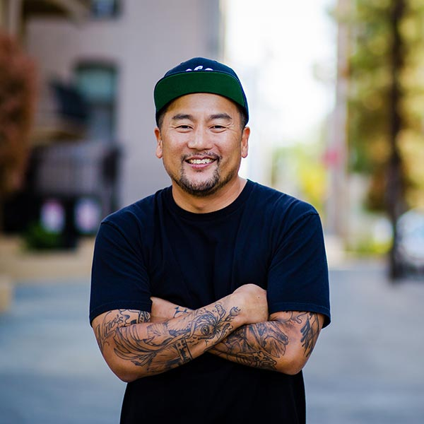 APRIL JOURNAL FEATURING: ROY CHOI
