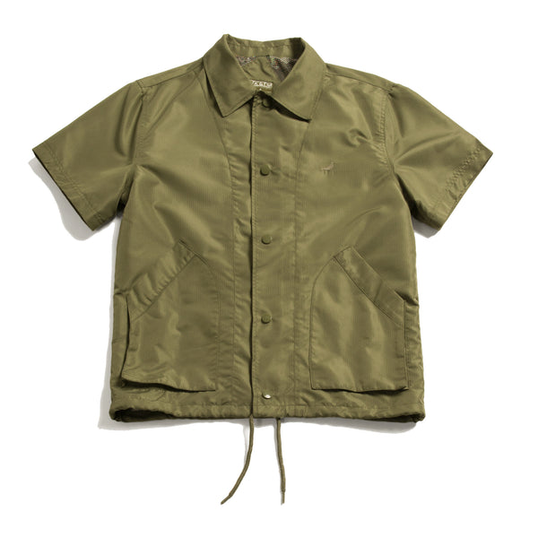 Short Sleeve Military Jacket - Jacket - Staple Pigeon