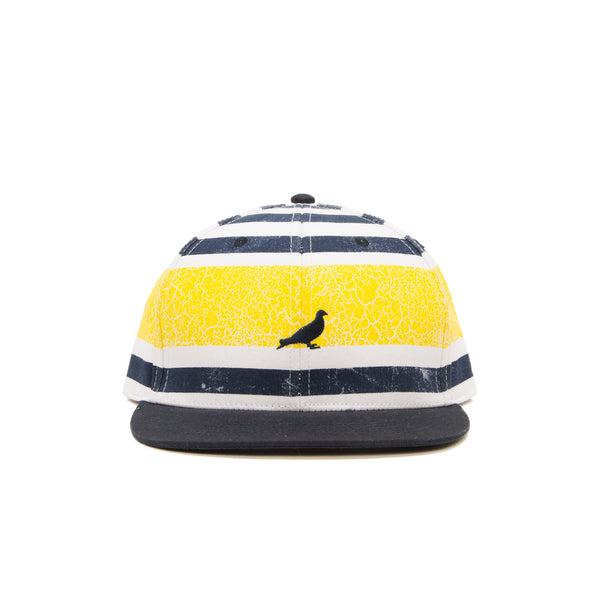 Wash Stripe Snapback - Hat - Staple Pigeon