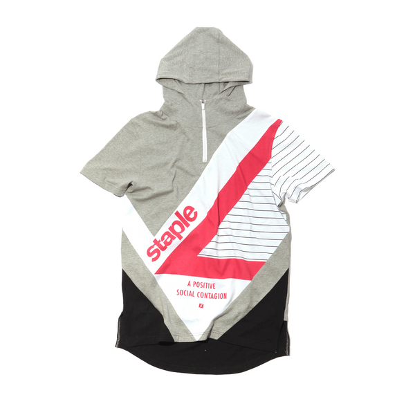 Contagion Hooded Tee