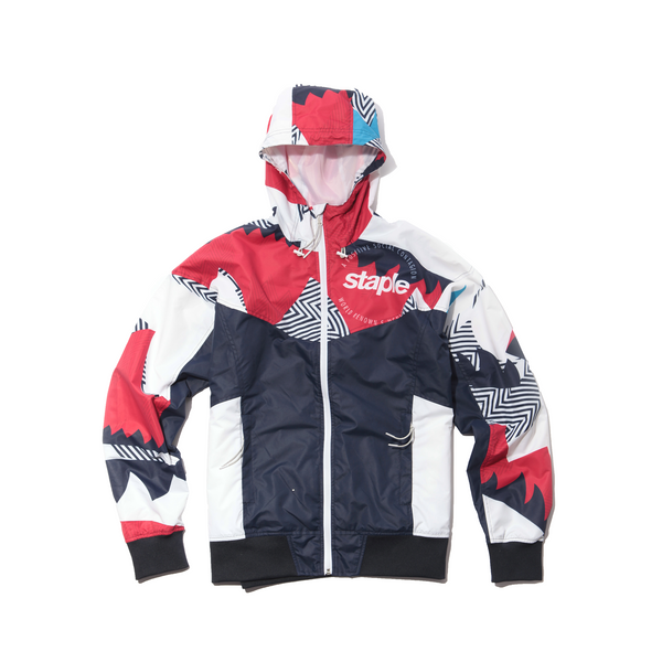 Abstract Jacket - Jacket - Staple Pigeon