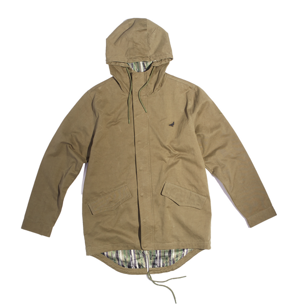 Apache Parka - Jacket - Staple Pigeon