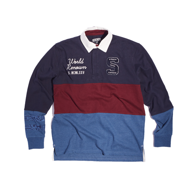 Academy Rugby - Tee - Staple Pigeon