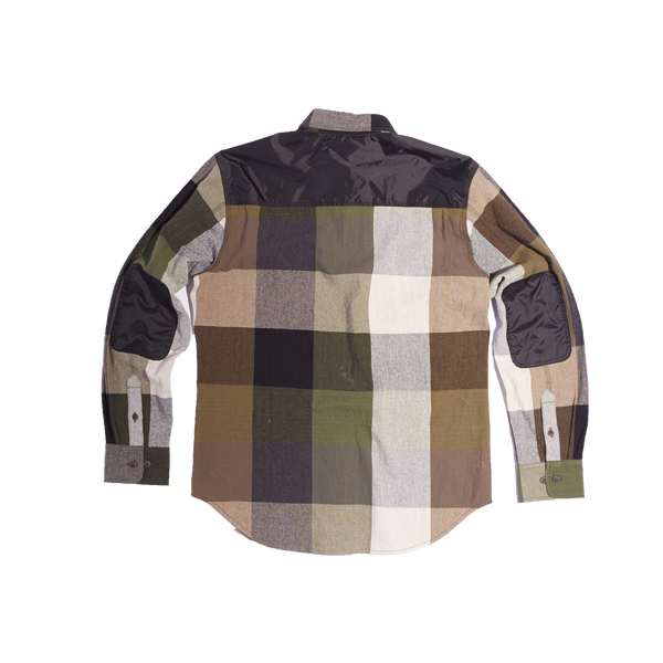 Apache Check L/S Woven - Woven - Staple Pigeon