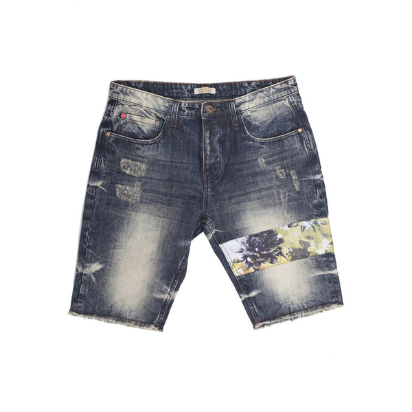 Safari Denim Short - Shorts - Staple Pigeon
