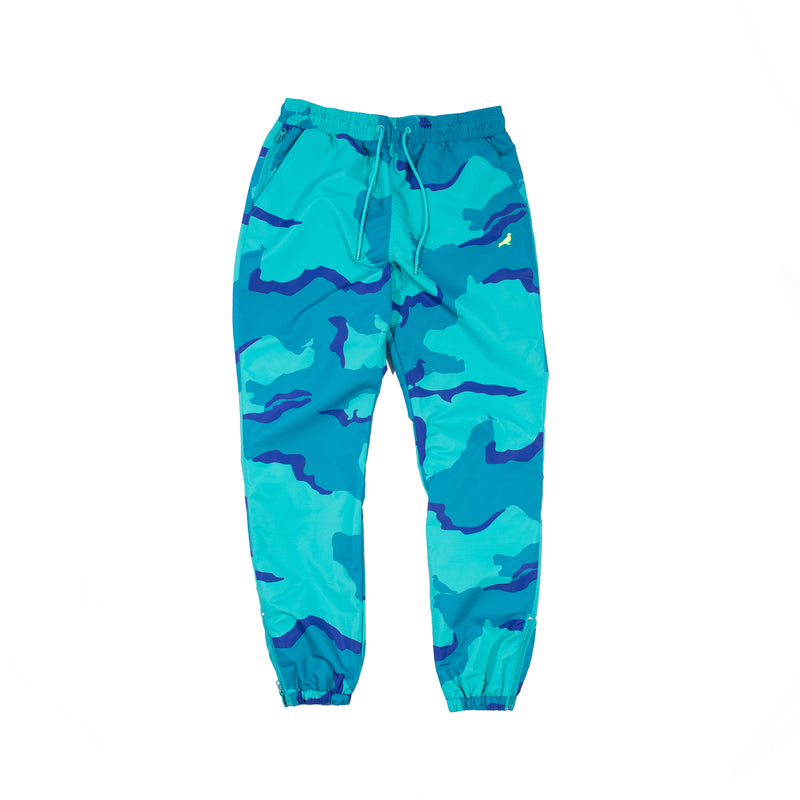Camo Nylon Pant - Pants | Staple Pigeon