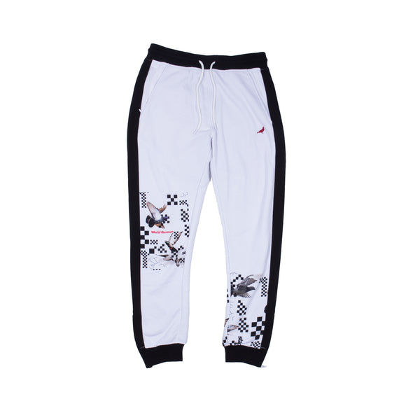 Checker Pigeon Sweatpants - Sweatpants | Staple Pigeon